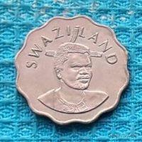 Свазиленд 5 центов 1999 года, UNC