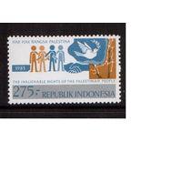 Индонезия-1983,(Мих.1124)  ** , Палестина