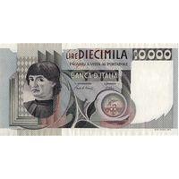 Италия, 10 000 лир, 1976 г.