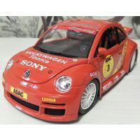 VW NEW BEETLE CUP 1999. Burago. Italy.