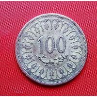45-32 Тунис, 100 миллимов 1997 г.