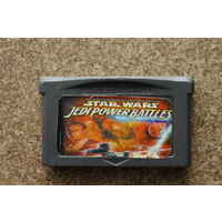 Картридж GameBoy Advance Star Wars Jedi Power Battles (eng)