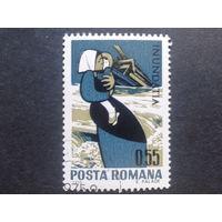 Румыния 1970 потерявшие жилье