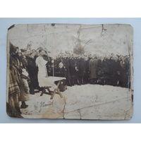 Фото довоенная польша военные ксенз автогроф