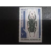 Мали 1967 насекомое