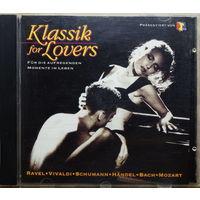 Klassik for Lovers (Germany, 1992) CD