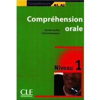 Comprehension orale Niveau 1 - 3