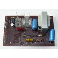 Плата телефонного аппарата TЕЛТА-310 с ИМС КР1064ПП1