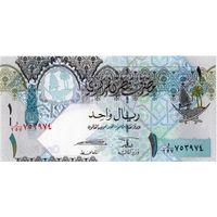 Катар, 1 риал, UNC