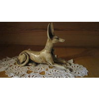 Статуэтка скульптура собака древнеегипетской породы