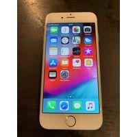 IPhone 6 серебристый 64Гб Б/У