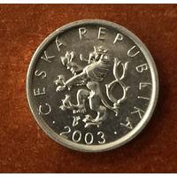 Чехия, 10 геллеров 2003