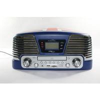 Мультипроигрыватель BigBen TD79 Union Jack(винил/радио/CD/MP3 и др.)