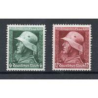 1935 Германия Рейх - День поминовения павших воинов. Полная серия (*)