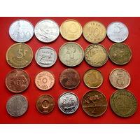 20 монеток без повторов. Старт с 10 коп #34