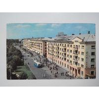 Шамшин К., Епифанцев В., Чернигов. отель Украина. 1967 год. Чистая #0056