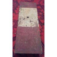 Текстолит - брус 3 кг, 34 х 12 см, высота 5.5 см
