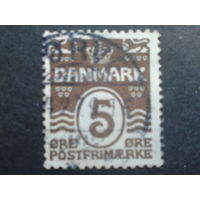 Дания 1921 цифра