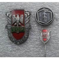 ПВ. Пограничные знаки Польши