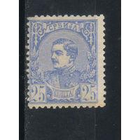 Сербия Кор 1880 Милан IV Стандарт #25