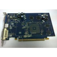 НЕРАБОЧАЯ видеокарта ATI Radeon X1550. 109-A67631-00. Читайте описание