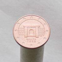 Мальта 5 евроцентов 2008