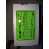 Блок питания Delux ATX-400W P4 400W (905744)
