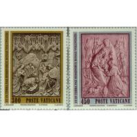 Библейские мотивы | Рождество | Скульптуры Ватикан 1982 ** (РН)