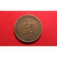 1 крона 1970. Чехословакия.