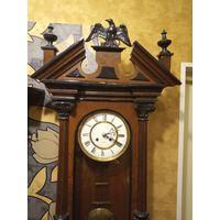 Настенные немецкие маятниковые часы