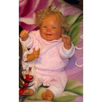 Коллекционная кукла-беби Berenguer Reborn Baby