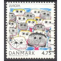 Дания Европа-Септ 2006 год