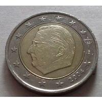 2 евро, Бельгия 2004 г.