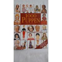 "Каталог "" 1000 кукол"" с 1800г по 1974г Германия, 335 страниц"