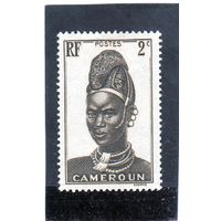 Камерун.Ми-126. Женщина Lamido. 1939