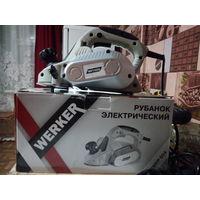 Рубанок электрический бытовой WERKER Ewep 604