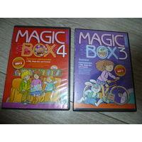ЗВУКОВОЕ ПРИЛОЖЕНИЕ-MAGIC BOX--2 ДИСКА
