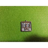 Солдатская нательная иконка (РИА)(Предлагайте цену)