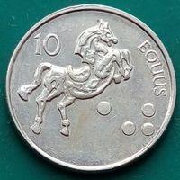 10 толаров 2000 СЛОВЕНИЯ