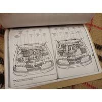 Руководство по ремонту и эксплуатации Ford Sierra
