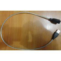 USB удлинитель Hi-speed 60см