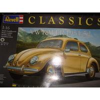 Фольксваген Жук Volkswagen Beetle 1:16