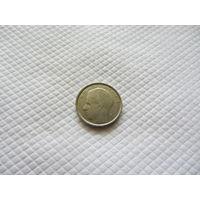 Монета Бельгии 1990