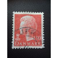 Дания. Стандарт. 1979г. гашеная