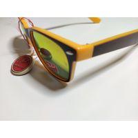 Очки RayBanWayfarer Yellow Mirror