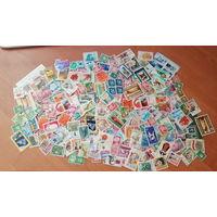 Более 400 марок разных стран