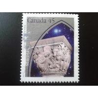 Канада 1995 Рождество