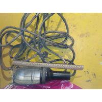 Лампа переноска длинный шнур