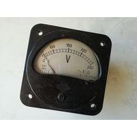Вольтметр переменного тока на 250V
