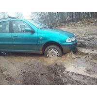 Fiat Palio Weekend 1,6 16v по запчастям